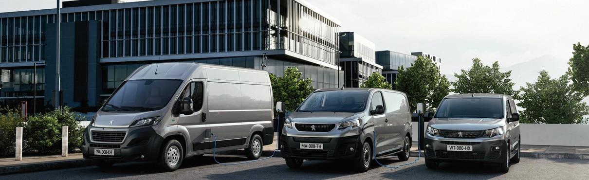 Peugeot Transportbilsvecka