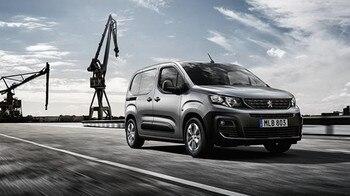 Peugeot transportbilar