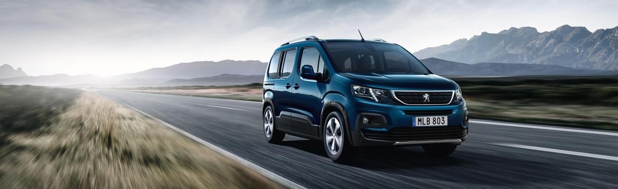 Nya Peugeot Rifter
