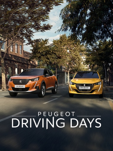 Peugeot Driving Days