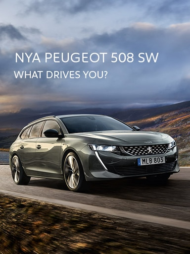 Peugeot 508 SW mobile