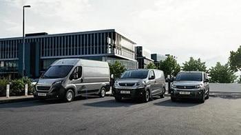 Peugeot transportbilskampanjer