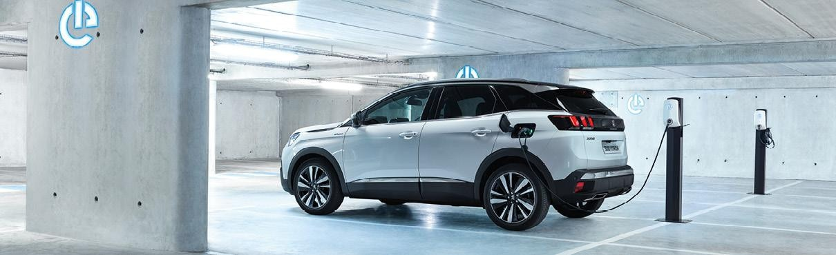 Peugeot 3008 SUV Plug-In Hybrid