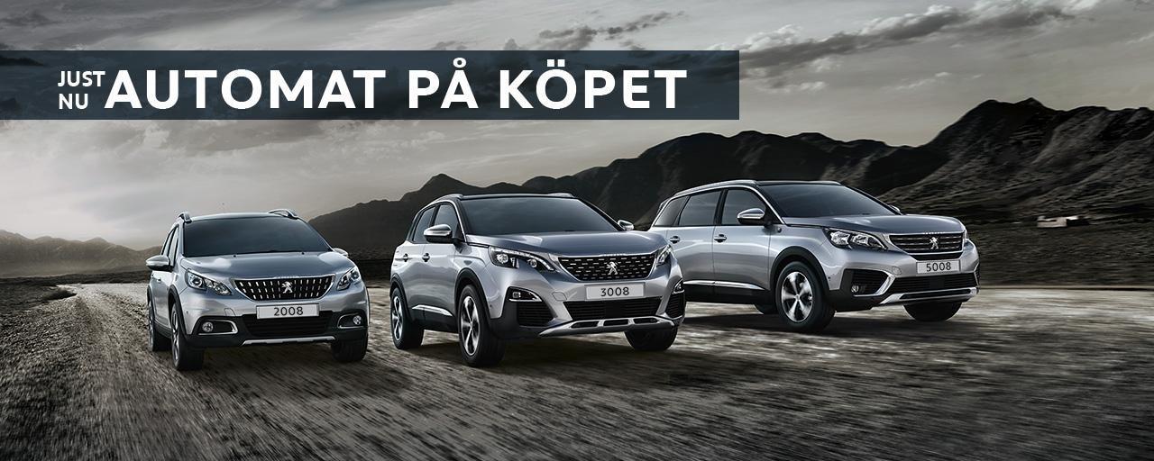 SUV AUTOMAT PÅ KÖPET